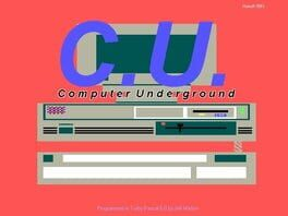Computer Underground