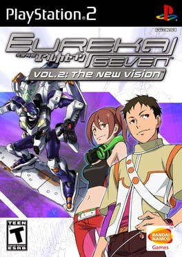 Eureka Seven Vol. 2: The New Vision