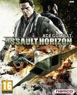 постер игры Ace Combat: Assault Horizon