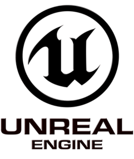 Logo of Unreal Engine
