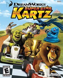 DreamWorks Super Kartz