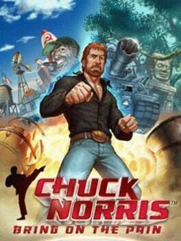 Chuck Norris: Bring on the Pain