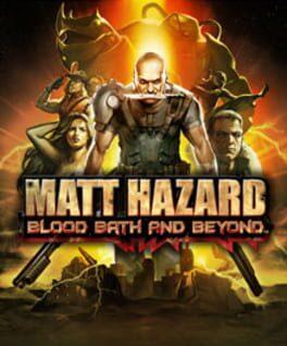 Matt Hazard: Blood Bath and Beyond