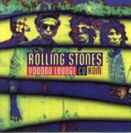 Rolling Stones Voodoo Lounge CD-ROM