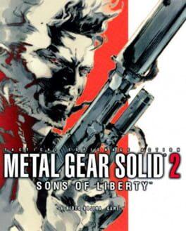 Jaquette du jeu Metal Gear Solid 2