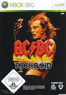 AC/DC Live: Rock Band – Track Pack