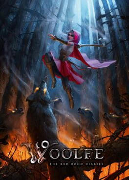 Woolfe: The Red Hood Diarie