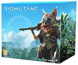 Biomutant: Collector's Edition