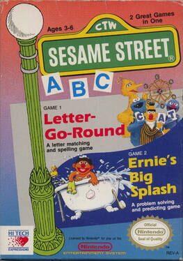 Sesame Street A B C