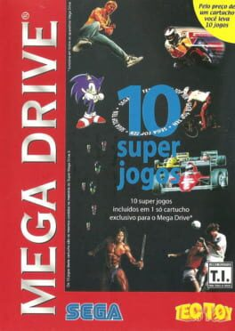 Sega Top Ten