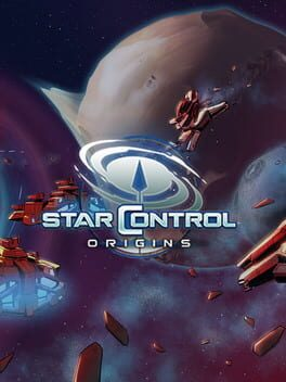 Star Control: Origins - Cover Image