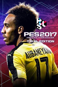 Pro Evolution Soccer 2017 Trial Edition