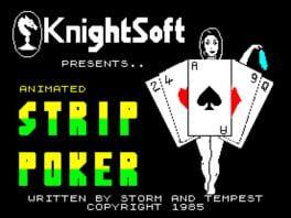 Animated Strip Poker