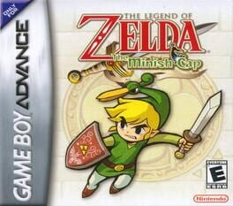 постер игры The Legend of Zelda: The Minish Cap
