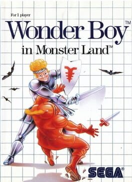 Wonderboy in Monsterland