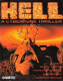 Hell: A Cyberpunk Thriller