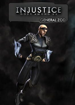 Injustice: Gods Among Us General Zod
