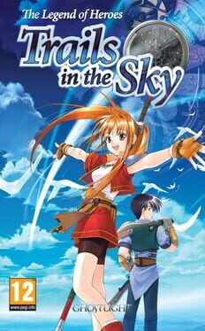 Jaquette du jeu The Legends of Heroes: Trails in the Sky