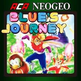 ACA NEOGEO BLUE'S JOURNEY