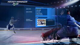 Hockey Manager 20 20