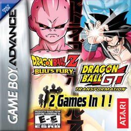dragon ball gt transformation game