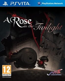 A Rose in the Twilight