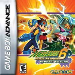 Mega Man Battle Network 6: Cybeast Falzar / Gregar