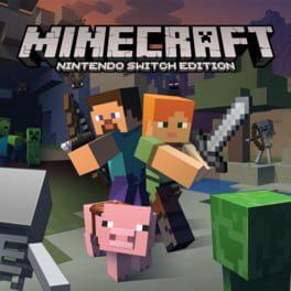 Minecraft: Nintendo Switch Edition cover art