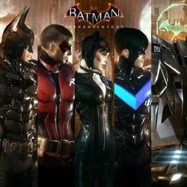 Batman: Arkham Knight – Crime Fighter Challenge Pack 2