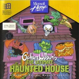 The Ultimate Haunted House