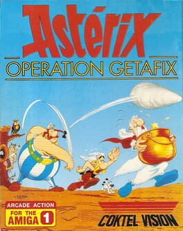 Asterix: Operation Getafix