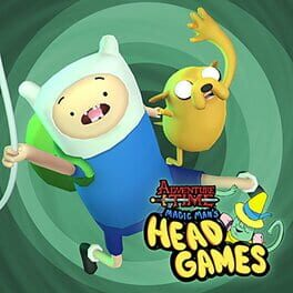 Adventure Time: Magic Man's Head Games