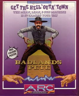 Badlands Pete