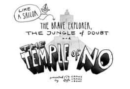 The Temple of No
