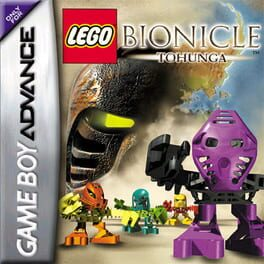 Bionicle: Tales of the Tohunga