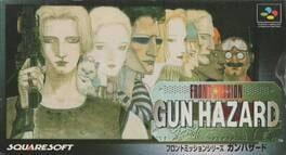 Front Mission Series: Gun Hazard