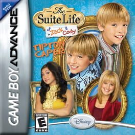 The Suite Life of Zack & Cody: Tipton Caper