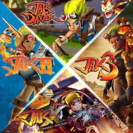The Jak and Daxter Collection