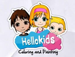 Hellokids – Vol. 1: Coloring and Painting