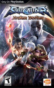 SoulCalibur: Broken Destiny