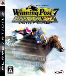 Winning Post 7 Maximum 2007
