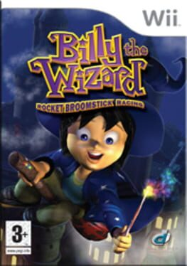 Billy the Wizard: Rocket Broomstick Racing