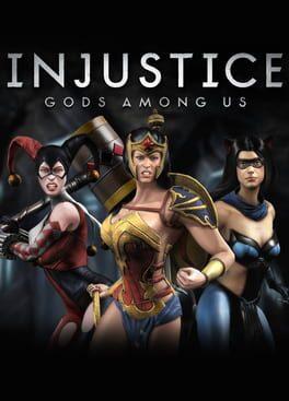Injustice: Gods Among Us Ame-Comi Skins