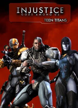 Injustice: Gods Among Us Teen Titans Skins