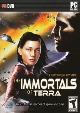 The Immortals of Terra: A Perry Rhodan Adventure