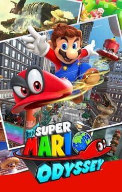 Buy Super Mario Odyssey cd key