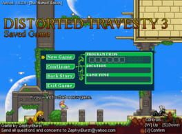 Distorted Travesty 3: Saved Game