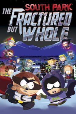 South Park: The Fractured But Whole cover art
