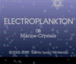 Electroplankton Marine-Crystals