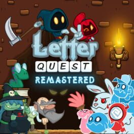 Letter Quest Remastered: Grimm's Journey